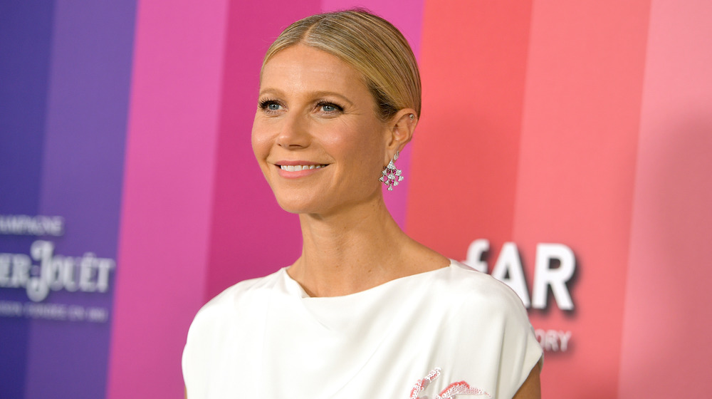 Gwyneth Paltrow smiling