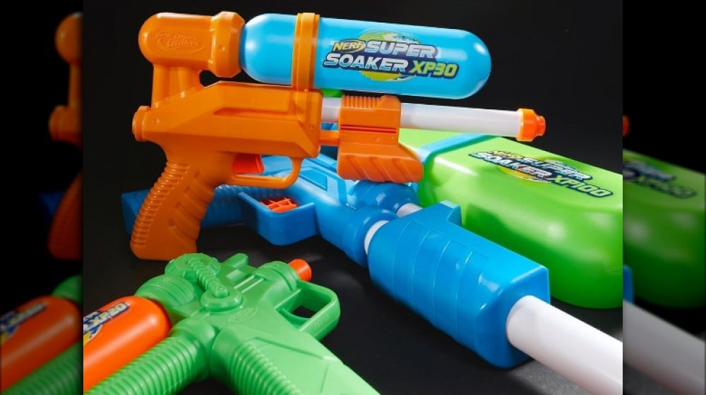 Nerf Super Soaker collection