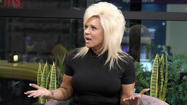 Long Island Medium star Theresa Caputo