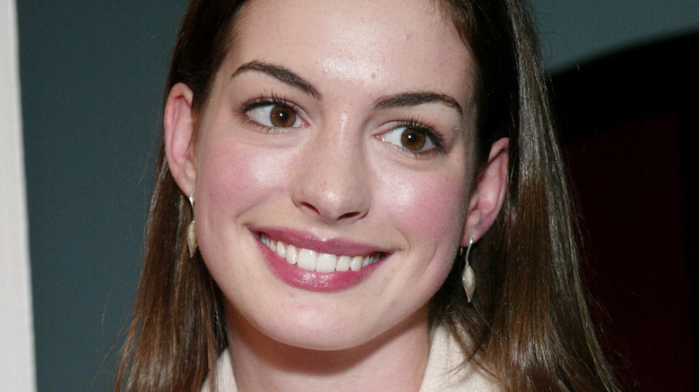 The stunning transformation of Anne Hathaway