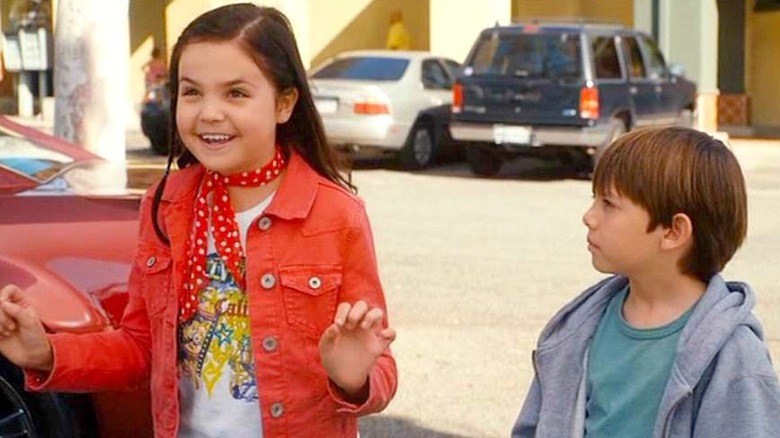 Bailee Madison in Just Go With It