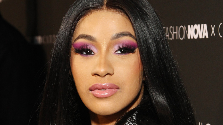 The Stunning Transformation Of Cardi B