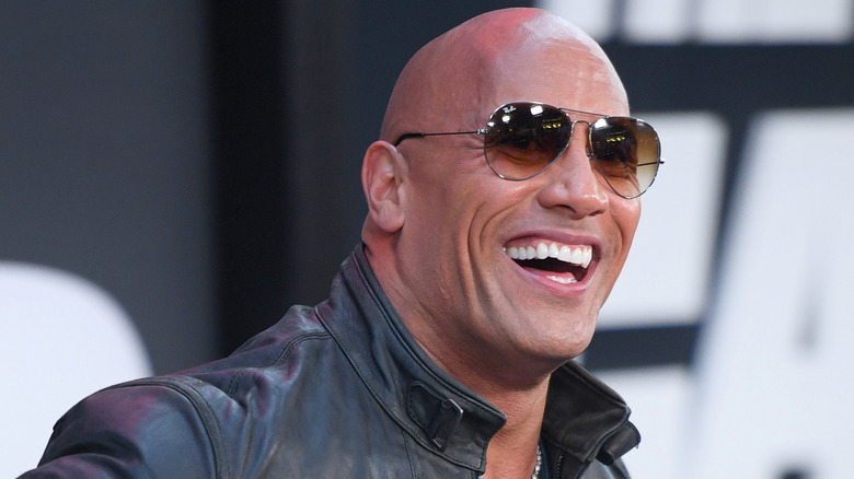 Images Of Dwayne The Rock Johnson: The Stunning Transformation Of Dwayne Johnson