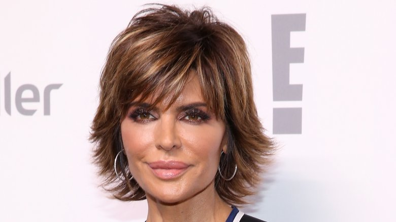The Stunning Transformation Of Lisa Rinna