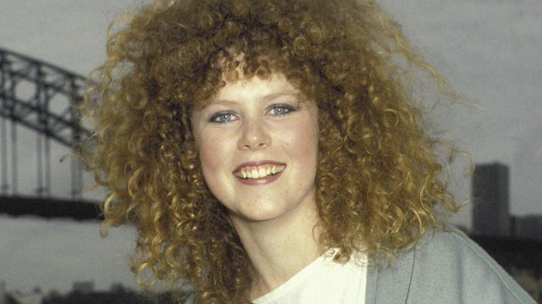 The stunning transformation of Nicole Kidman