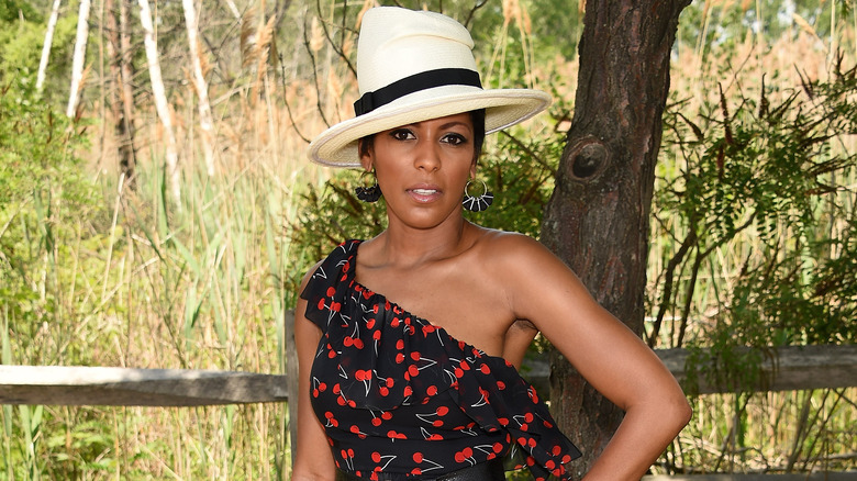 Tamron Hall in 2015