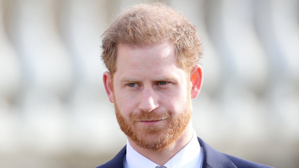 The Tragic Truth About Prince Harry