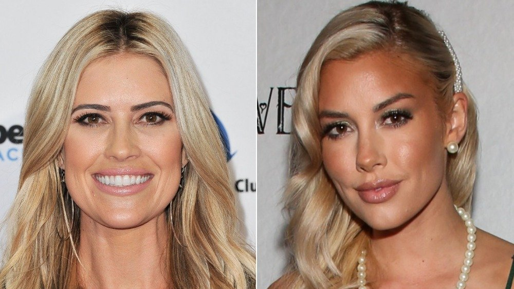 Christina Anstead and Heather Rae Young