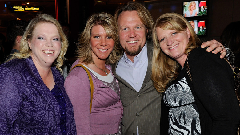 "Christine from ""Sister Wives"""