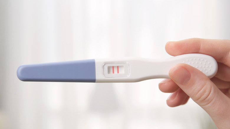 negative pregnancy test strips results pictures