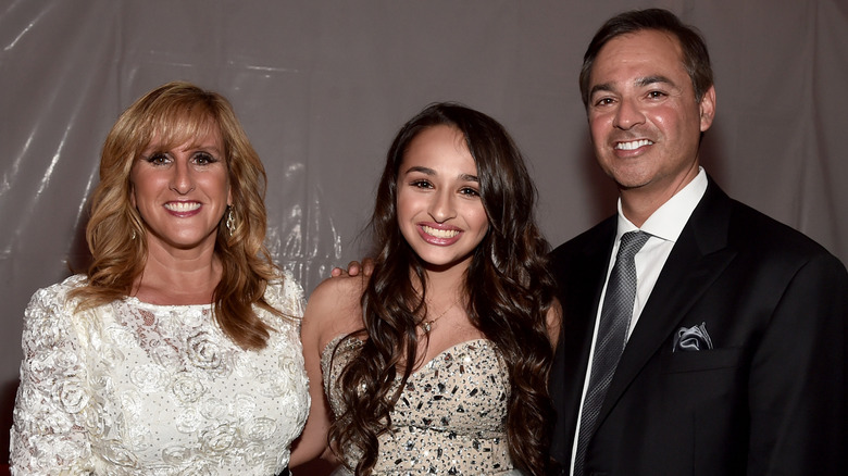 Jazz Jennings and her parents