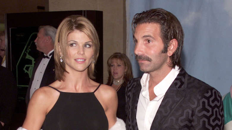 Laurie Loughlin and Mossimo Giannulli