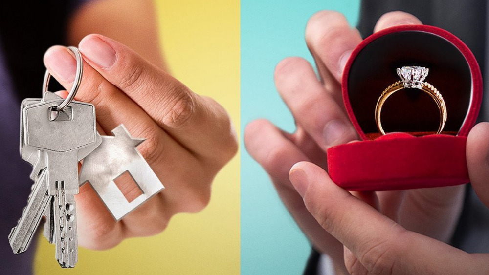 Marriage or Mortgage