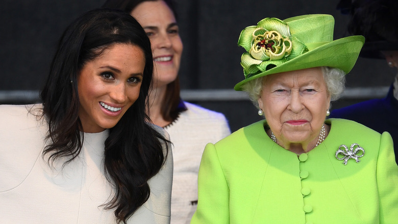 The truth about Queen Elizabeth and Meghan Markle's relationship