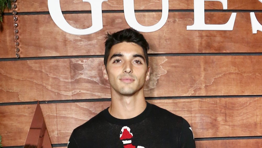 Taylor Zakhar Perez, who plays Marco in The Kissing Booth 2