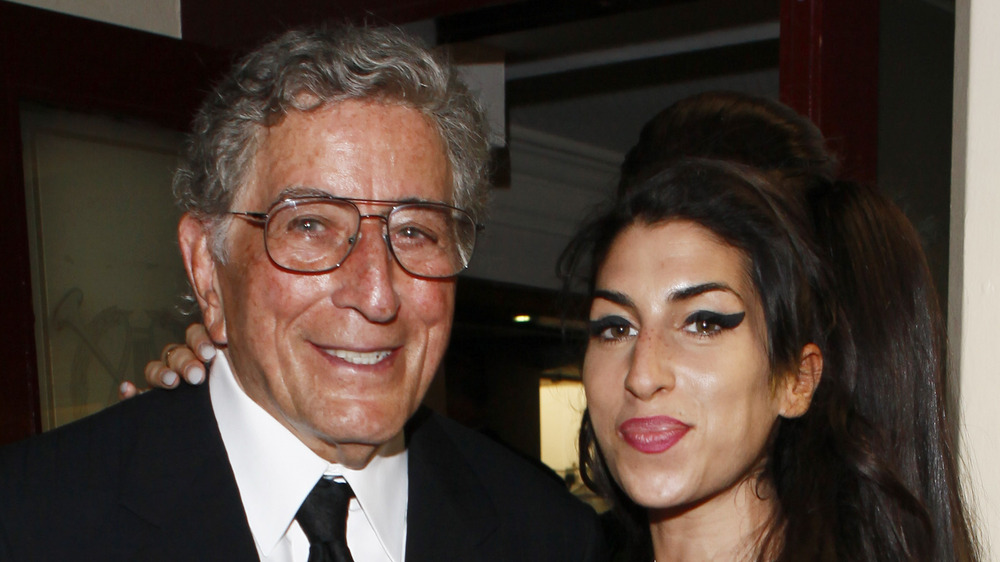 Tony Bennett, Amy Winehouse