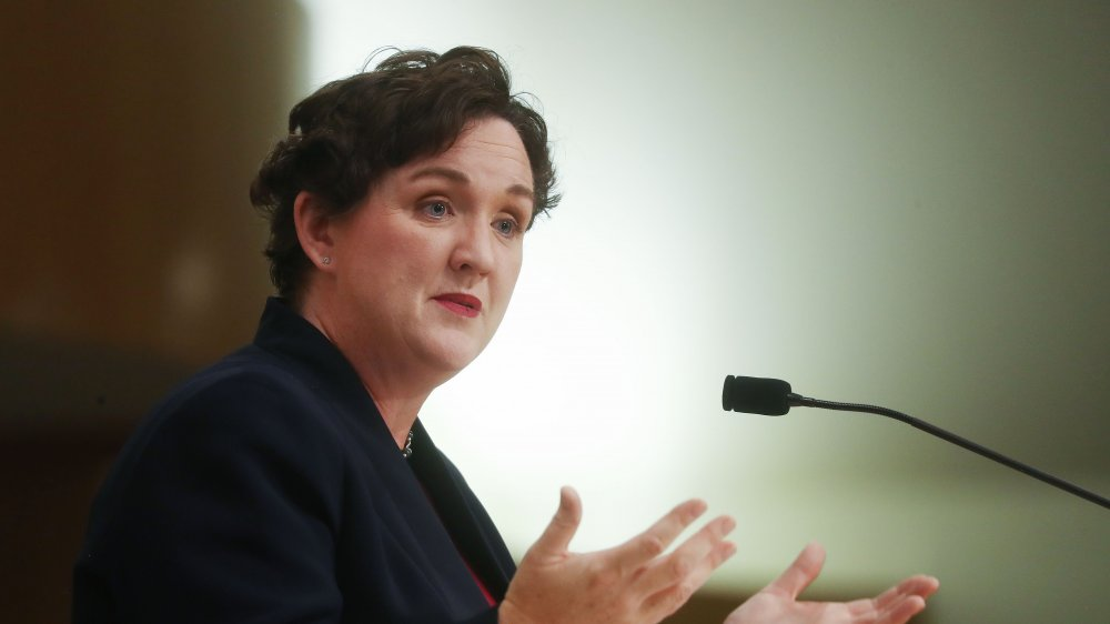 Katie Porter in the House