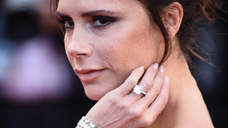 The truth about Victoria Beckham's engagement rings