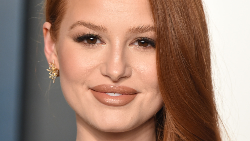 Madelaine Petsch smiling