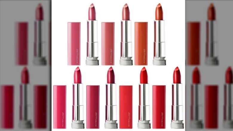 Maybelline's Color Sensational Made For All Lipstick (all shades)