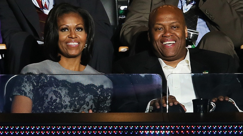 The untold truth of Michelle Obama's brother Craig - WSBuzz com