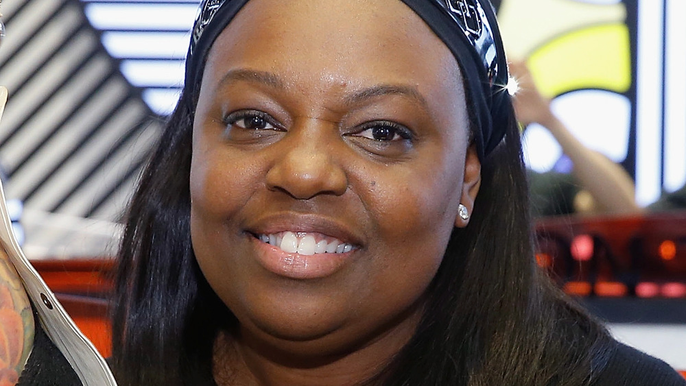 Pat McGrath smiling