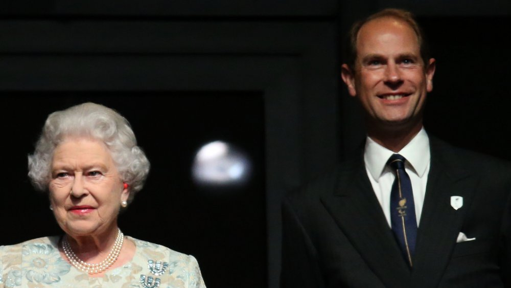 The untold truth of Prince Edward, the queen's youngest son