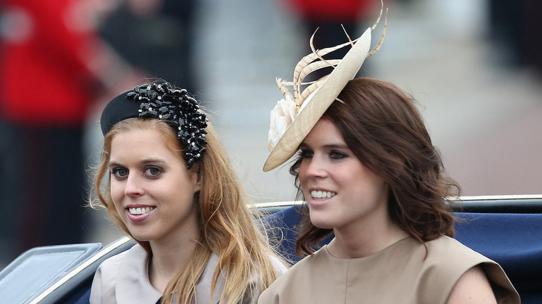fdc5777f631 The untold truth of Princesses Eugenie and Beatrice