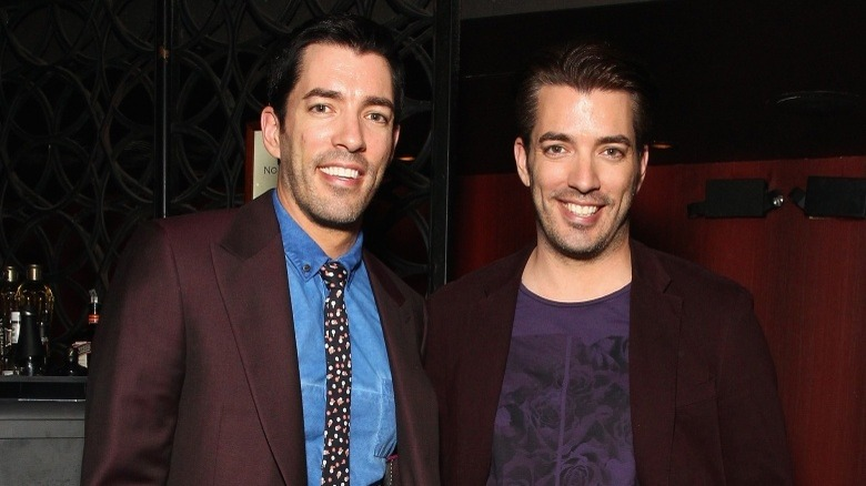 Property Brothers Jonathan Scott and Drew Scott