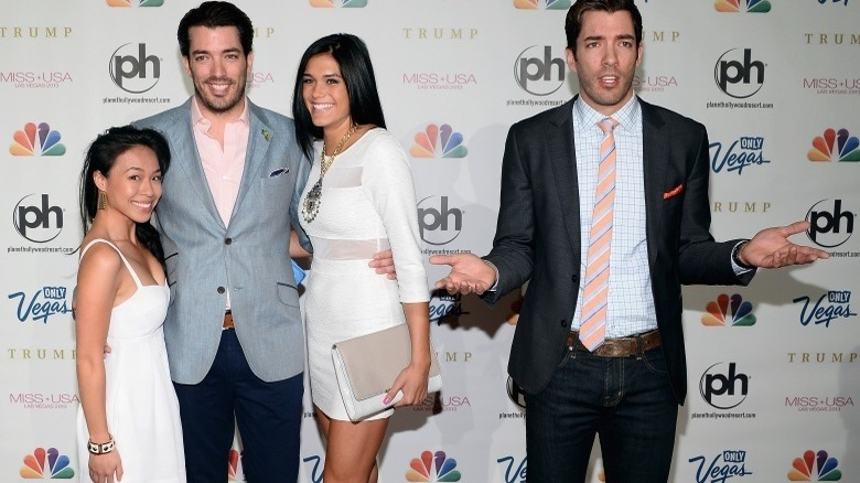Jonathan Scott Property Brothers Married