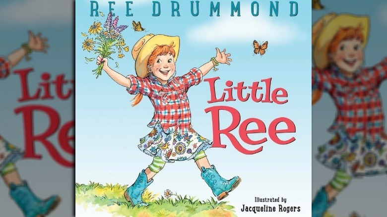 Ree Drummond's children's book Little Ree