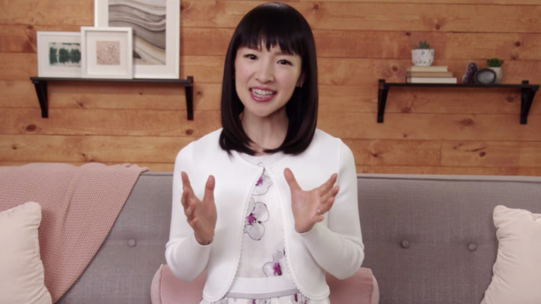 The Untold Truth Of Tidying Up With Marie Kondo