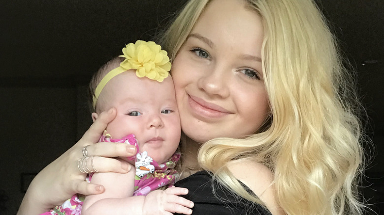 These Are The Youngest Teen Moms On Youtube