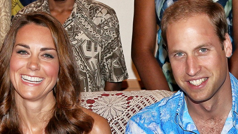 Prince William and Kate Middleton Solomon Islands
