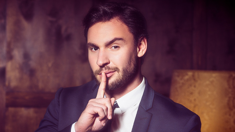 Things men secretly do but would never admit