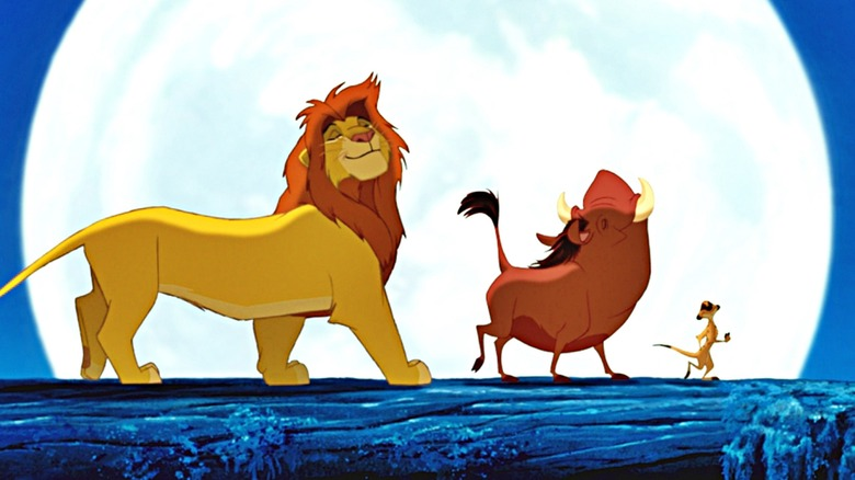 Things In The Lion King Only Adults Notice