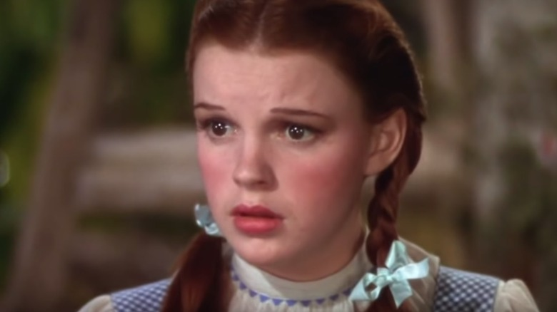 The Wizard of Oz's Dorothy