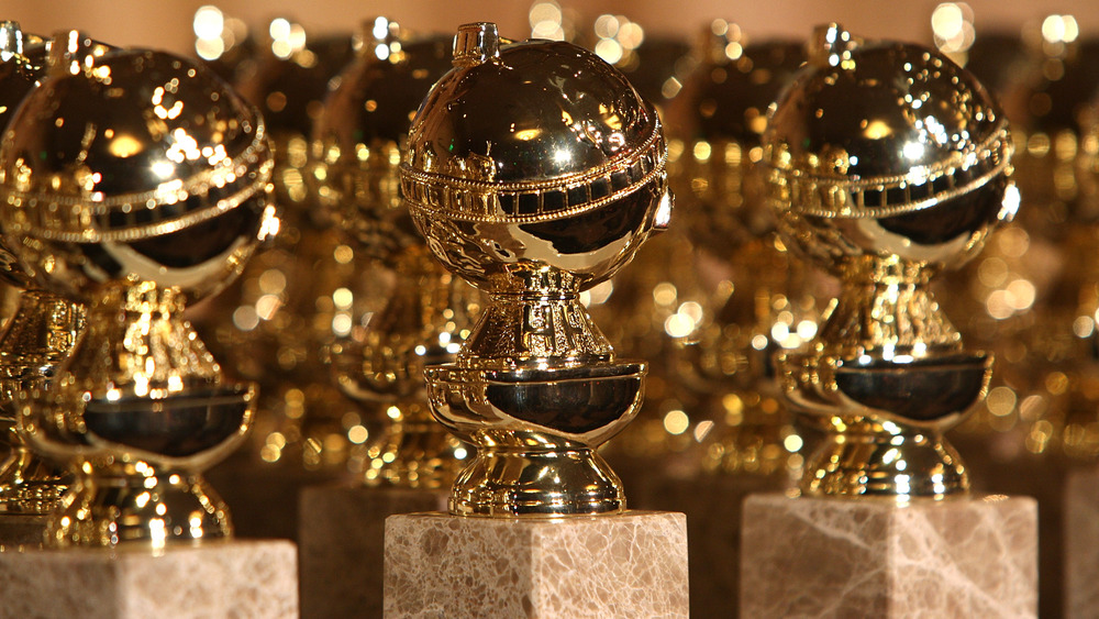 Collection of Golden Globe Awards