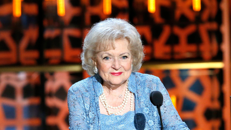 This Is How Much Betty White Is Worth Now