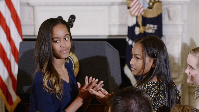 This is how much the Obama sisters are really worth