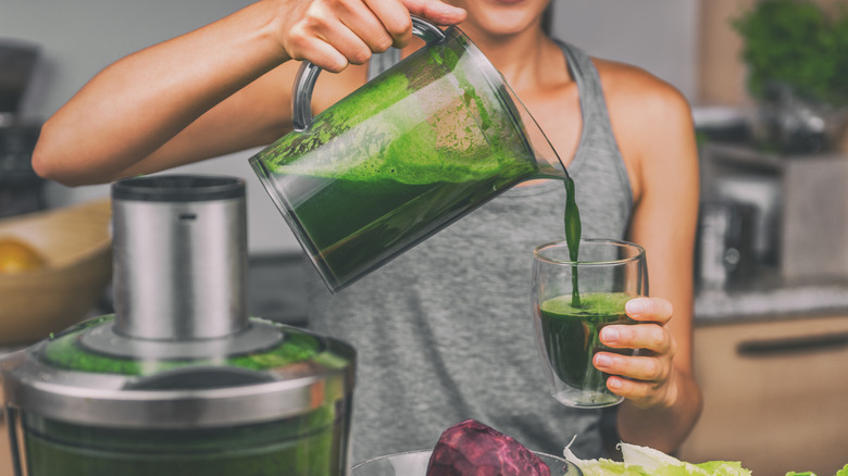 When you drink green juice every day, this is what happens to your body