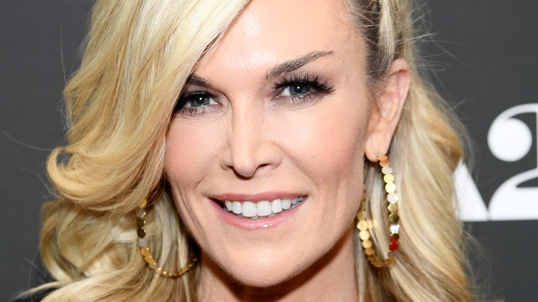 Tinsley Mortimer on the red carpet