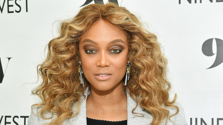 DWTS Host Tyra Banks
