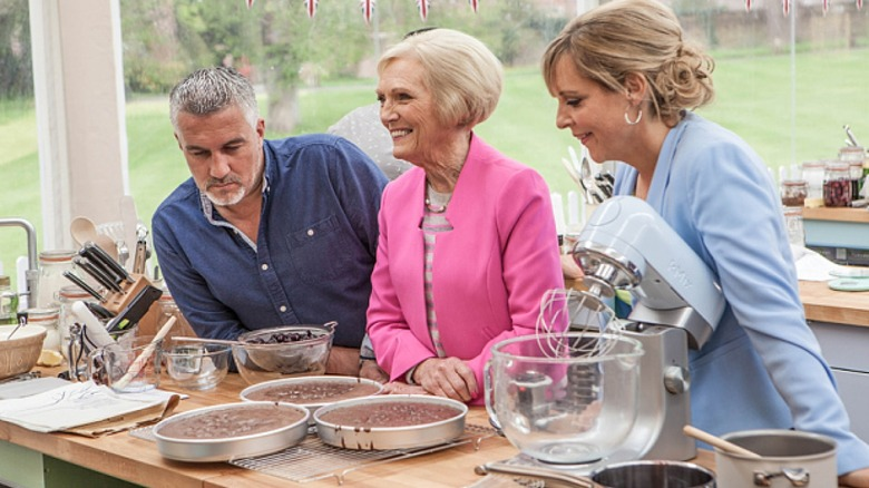 Untold truth of The Great British Bake Off