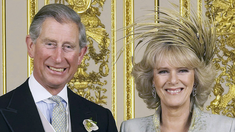 Weird things about Prince Charles and Camilla