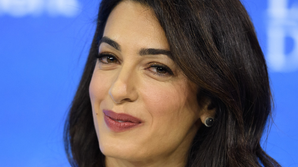 What Amal Clooney Really Thinks Of Her Husband's ER Character