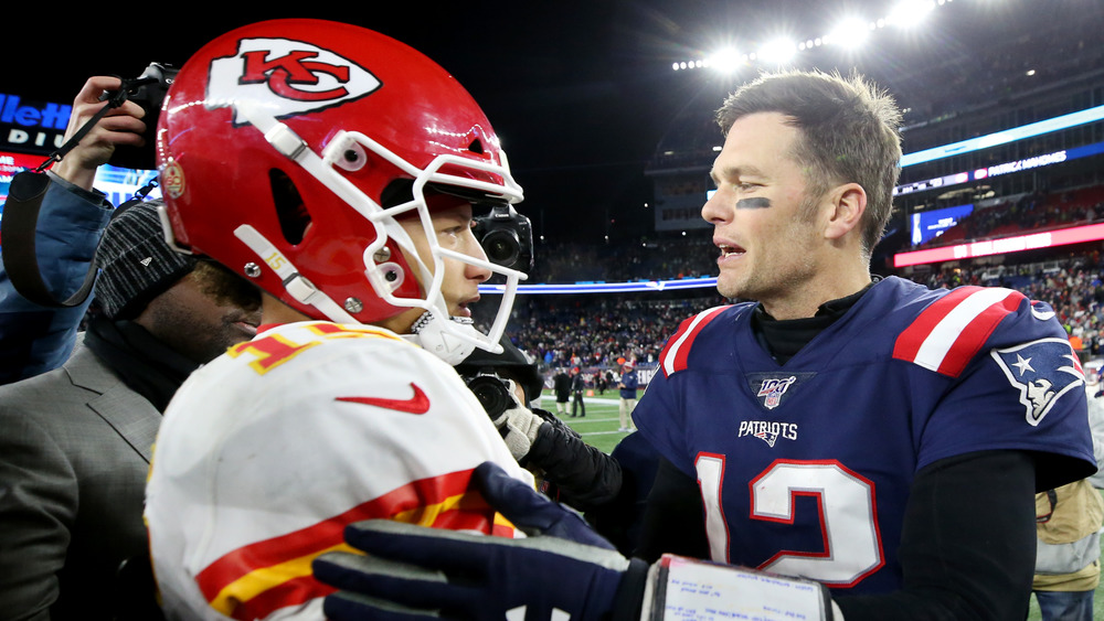 What Brady And Mahomes Said To Each Other After The Super Bowl