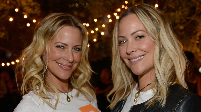 Sweet Valley High twins Brittany and Cynthia Daniel