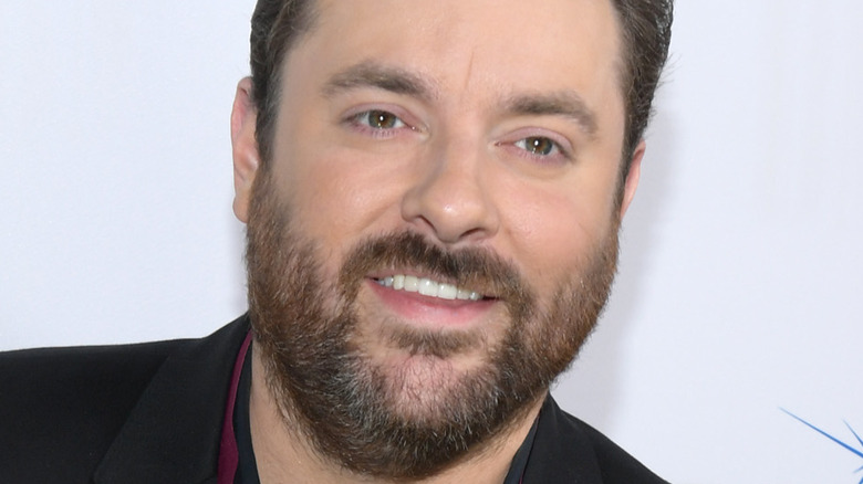 Chris Young on the red carpet