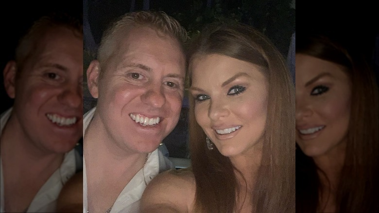 RHOD star Brandi Redmond and her husband